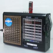 Радиоприемник  Atlanfa +USB,Флеш плеер Atlanfa AT-818