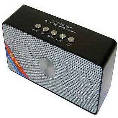Радиоприемник  WSTER WS-768BT (WSTER)