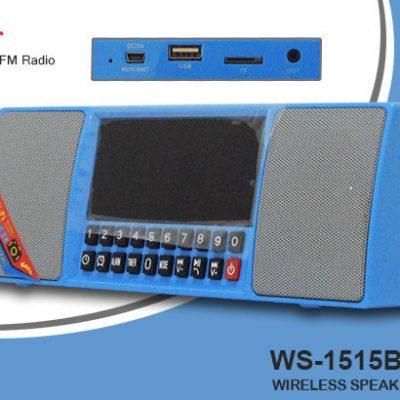 WSTER WS-1515BT радиоприемник