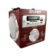 Радиоприемник — портативная акустика Atlanfa AT-R61 (Atlanfa)