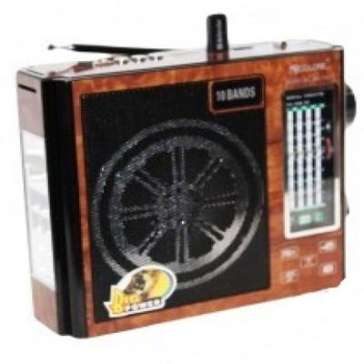 Радиоприемник — портативная акустика GOLON RX-1431T