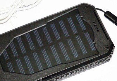Портативное зарядное устройствоPower Bank UKC 25800 (10000 mAh)+solar charger