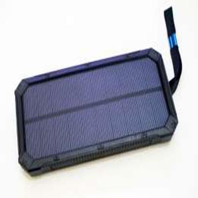 Портативное зарядное устройство Power Bank UKC 32800 (12000 mAh)+solar charger