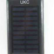Портативное зарядное устройство Power Bank UKC 18800 (10000 mAh)+solar charger