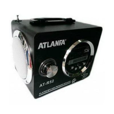 Радиоприемник — портативная акустика Atlanfa AT-R52 (Atlanfa)